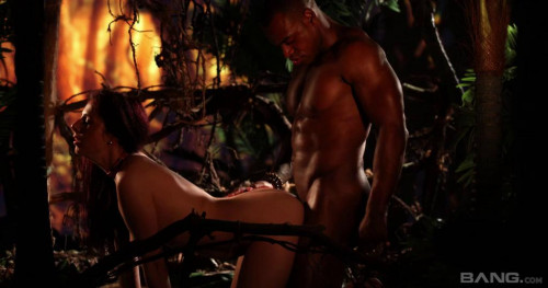 Junglelicious [Full-length films,Sinful XXX,Antonia Sainz,Outdoor,Couples,All Sex]
