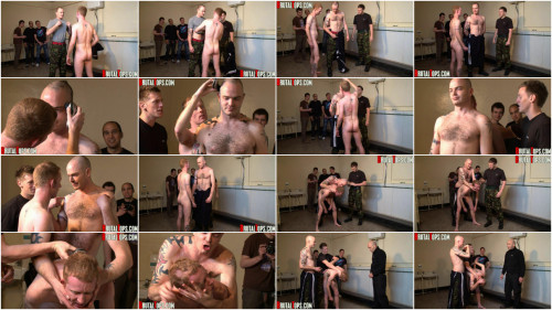 Session26 (Army Bullies Clipper Torture
