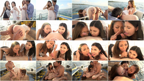 Orgy On The Boat   vol 2