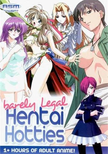 Barely Legal Hentai Hotties! [2021,Teens,Squirting,International]