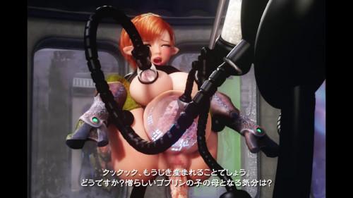 The Captive Princess Prin 2 [2020,lifeless or alive,3D animation,momiji]