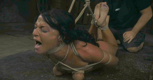 Hot girls in doubles bdsm torture