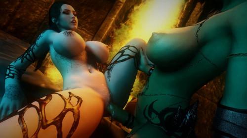 Demon Pov [2020,All sex,3D]