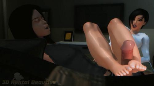A Bachelors Life Chapter [2018,All sex,3D]