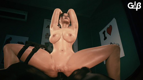 Claire Redfield [2019,All sex,3D]