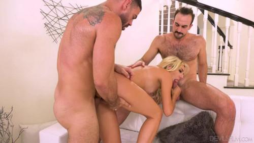 Becumming Bisexual Vol 2 [Bisexual,Devil's Film,Lauren Phillips,Bisexual Gonzo Anal Threesomes]