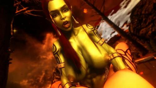 Orc Futa Taker Pov [2021,3D,All sex]
