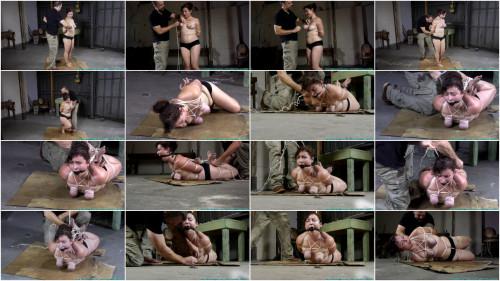 Afsana Hogtied - HD 720p
