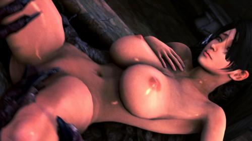 Kasumi the Slave of Hell - Vol. 4 - Scene 2 - Paradise Hole - Full HD 1080p