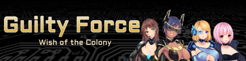 Guilty Force Wish of the Colony [Group sex,Action,Female ]