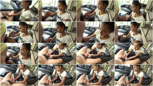 Asian beauties - Part 187 -  Hand play