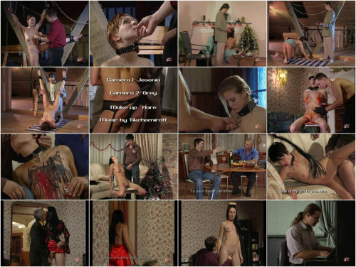 Vip Full Good Collection Of SlavesInLove. Part 2.