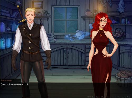 Camelot: Reborn Ver. 0.2 [2020,Fantasy,Male hero,Adv]