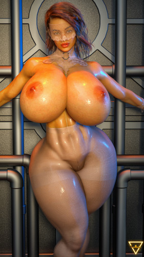Aero 3DX [bbw,muscle girl,erotic]