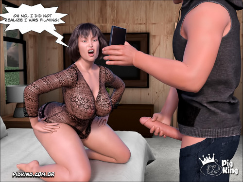 PigKing - Gammer 1-24 [3D Porn Comic,big ass,big dick]