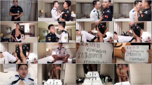 Chinese, Malesshow – Xuan Bing is fucking with his friend