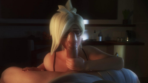 Intensive Care [2020,3D-Animation,Overwatch,Vaginal]