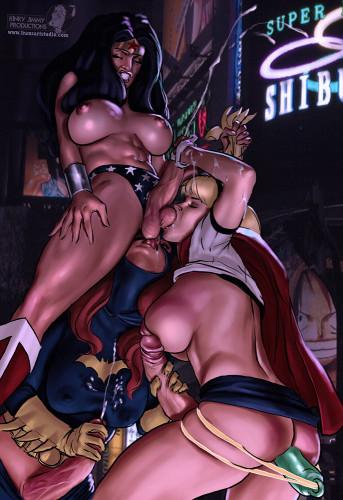 Kinky Jimmy [scooby doo,big breasts,blowjob]