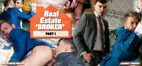 MAP - Real Estate Broker - Alexander Muller & Gabriel Phoenix