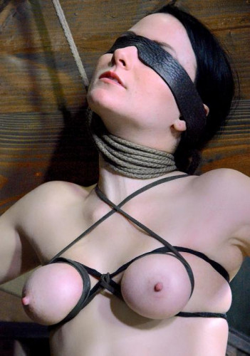Veruca James shackled & chained hard