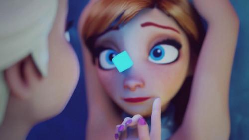 Elsa Anna BDSM [2021,3D,All sex]