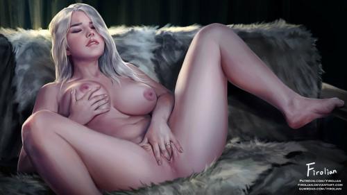 Firolian [anal,stockings,Porn Comics]