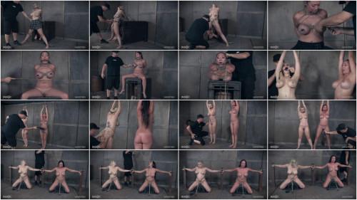 Nasty Ladies Punished Together