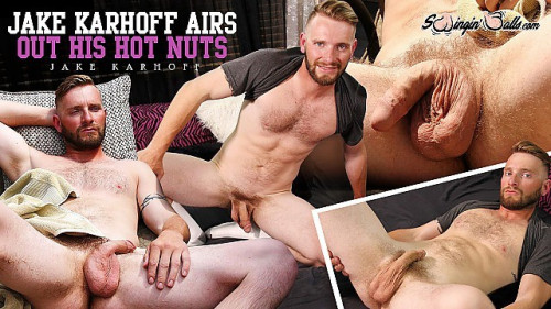 SB - Jake Karhoff Airs Out His Hot Nuts