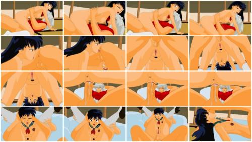 Toon XXX-Inuyasha Full HD