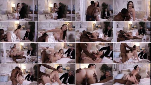 Interracial Wedding Night Cuckold - Dana DeArmond