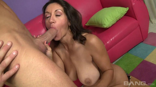 Your Mom Tossed My Salad vol.4 [2010,Full-length films,Lethal Hardcore,Scene 1. Alia Janine,One On One,Brunette,Titty Fuck]