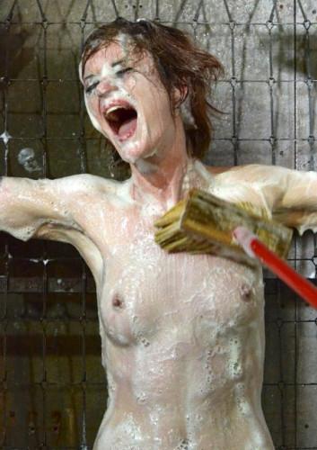 BDSM debauchery with leeches
