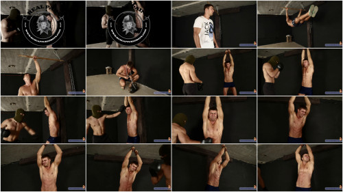 RusCapturedBoys - Strength Gymnast Anton. Part I