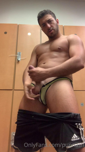 OnlyFans Pup Nash Part 1 [Gay Solo]