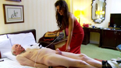 Full Magic Cool Perfect Sweet Collection Dominatrix Annabelle. Part 1. [2020,Femdom and Strapon]