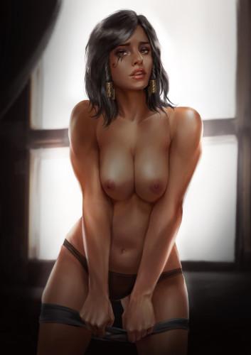 Firolian [bodysuit,Porn Comics,blowjob]