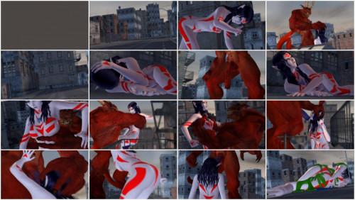 Lumina vs Nybras Super HD-Quality 3D 2013