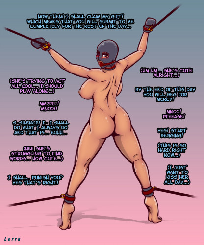 Lerra22 Art [stockings,spanking,latex]