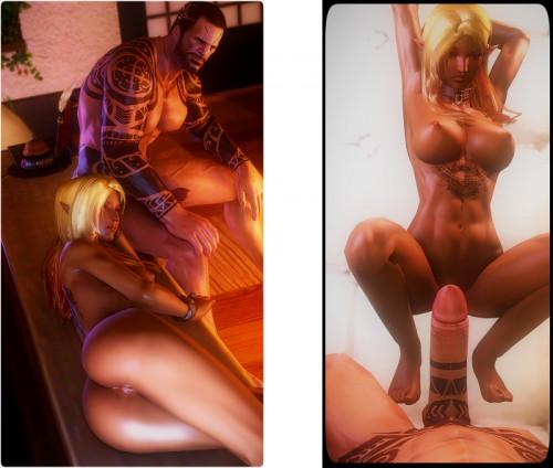 VersK screenshots and edits
