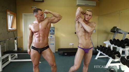 Fitcasting - Dmitry & Stas - Hold and Move Competition