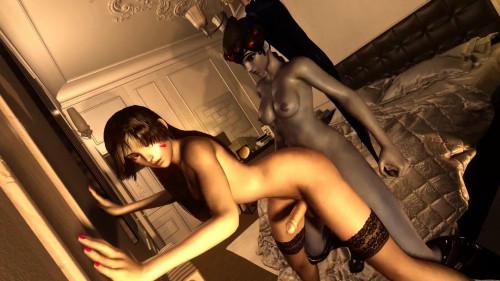 Bedroom Watch 1080p [2021,3D,All sex]