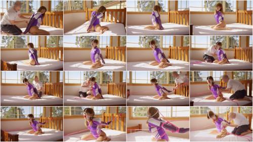 Mina - Purple Realise Thong Swimsuit