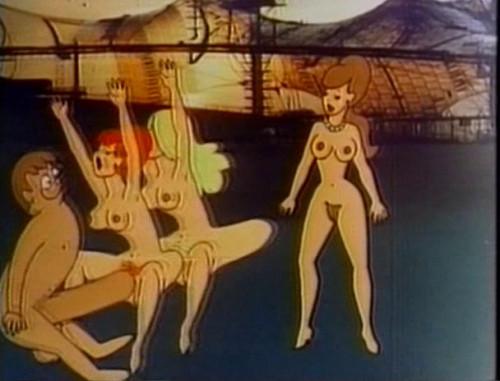 Eccentric amateurs fucking [1988,Adult Animation]
