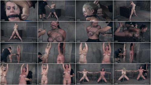 HTied - Nyssa Nevers & Nadia White - Nasty Ladies