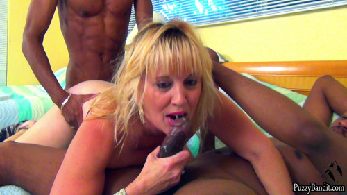 The Best Gold Porn PussyBandit Collection part 4 [Mature, MILF, Old,Interracial,CreamPie]