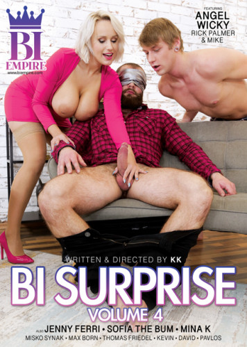 Bi Surprise Part 4 [2020,Bisexual,Bi Empire,Angel Wicky ,Bisexual Gonzo Anal Threesomes Hardcore]