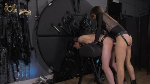 Mistress Krush Training Amy HD
