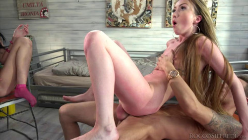 Rocco's Psycho Teens.part10 [2016,Full-length films,Evil Angel,Nataly Gold,Gonzo,Anal]