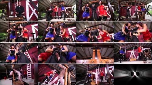 Ryan Hart & Callie Nicole - Rev Rich My Name Is Mercy - The Last Milking & Brutal Caning