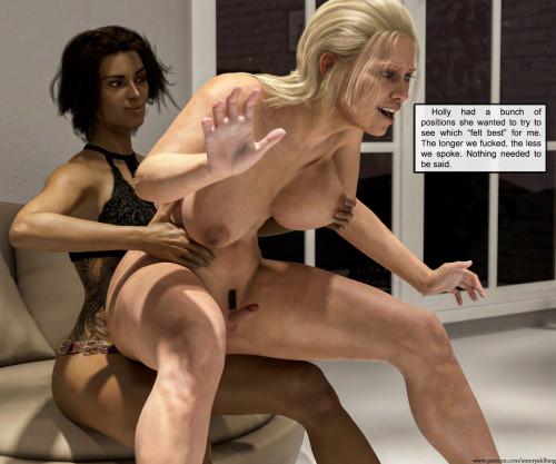 Jack and Jill - Phase 7 - Part 1 to 17 [emory ahlberg,transformation,feminization]